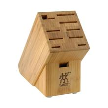 Zwilling J.A. Henckels Storage Bamboo Knife Block, 10 Slots