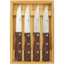 Zwilling J.A. Henckels Steakhouse 4 Piece Jumbo Steak Knife Set