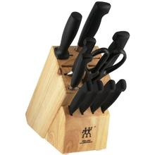 Zwilling J.A. Henckels TWIN Four Star 11 Piece Block Set