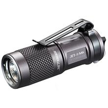 JETBeam JET-II MK Black Aluminum LED Flashlight 1x16340, 510 Max Lumens