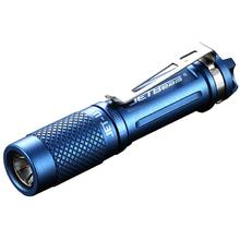 JETBeam Jet UV Aluminum LED Flashlight, Blue