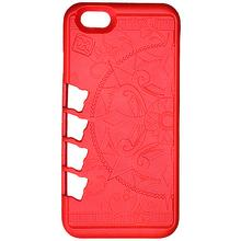 Klecker Stowaway Tool Carrier iPhone 6/6S Case, Organic, Coral