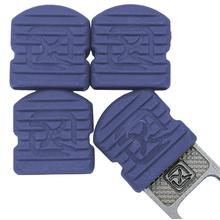Klecker Stowaway Tool Caps, Purple, Pack of 6