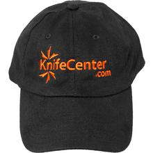 KnifeCenter.com Heavy Cotton Hat, Black