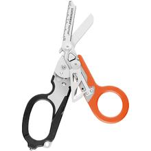 Leatherman Raptor Medical Shears Full-Size Multi-Tool, Orange-Black, MOLLE Holster