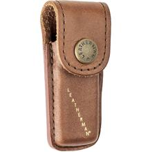 Leatherman Heritage Vintage Brown Leather Sheath, Extra Small