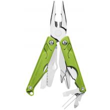 Leatherman 831827 Leap Pocket-Size Youngster's Multi-Tool, Green GRN Handles