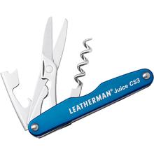 Leatherman 832370 Juice CS3 Pocket-Size Multi-Tool, Columbia Blue