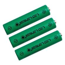 LED Lenser 880078 Ni–MH AAA Batteries, 3 Pack