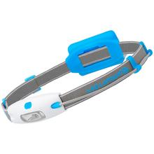 LED Lenser 880213 NEO H4 Full-Size LED Headlamp, 90 Max Lumens, Blue