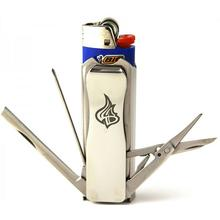 LighterBro Icon Lighter Multi-Tool Sleeve, Limited Edition, Polished