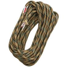 Live Fire Gear 550 FireCord Paracord, MultiCam, 25 Feet