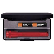 Maglite Minimag AA Flashlight in Gift Box - Red Body