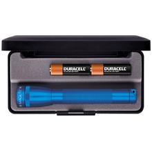 Maglite Minimag AA Flashlight in Gift Box - Blue Body