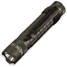 Maglite Mag-Tac LED Flashlight, Foliage Green, 320 Lumens (SG2LRB6)