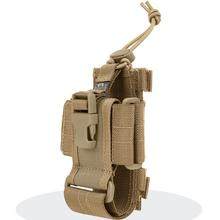 Maxpedition 0102K CP-L Large Radio Holder, Khaki