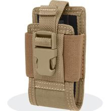 Maxpedition 0109K 4.5in. Clip-On Phone Holster, Khaki