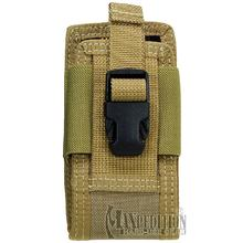 Maxpedition 0110K 5in. Clip-On Phone Holster, Khaki