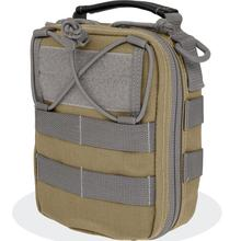 Maxpedition 0226F FR-1 Combat Medical Pouch, Khaki-Foliage
