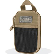 Maxpedition 0262K Micro Pocket Organizer, Khaki
