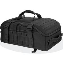 Maxpedition 0613B Fliegerduffel Adventure Bag, Black