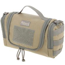 Maxpedition 1817KF Aftermath Compact Toiletry Bag, Khaki-Foliage