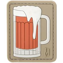 Maxpedition BEERA PVC Beer Mug Patch, Arid