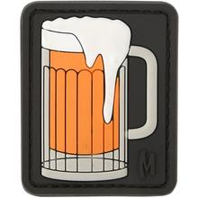 Maxpedition BEERS PVC Beer Mug Patch, SWAT