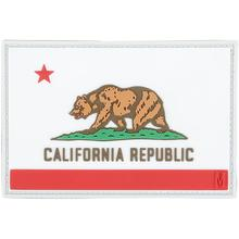 Maxpedition CALIC PVC California Flag Patch, Color