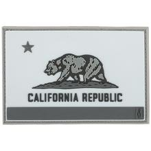 Maxpedition CALIS PVC California Flag Patch, SWAT