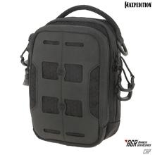 Maxpedition CAPBLK Advanced Gear Research AGR CAP Compact Admin Pouch, Black