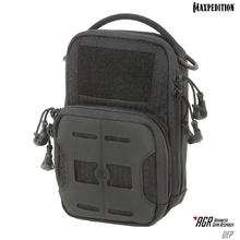 Maxpedition DEPBLK Advanced Gear Research AGR DEP Daily Essentials Pouch, Black