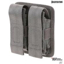 Maxpedition DESGRY AGR Advanced Gear Research DES Double Sheath Pouch, Gray