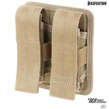 Maxpedition DESTAN AGR Advanced Gear Research DES Double Sheath Pouch, Tan