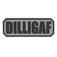 Maxpedition DLGFS PVC DILLIGAF Patch, SWAT