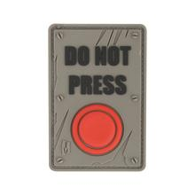Maxpedition DONPS PVC Do Not Press Patch, SWAT