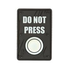 Maxpedition DONPZ PVC Do Not Press Patch, Glow