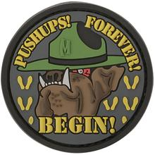 Maxpedition DVDGS PVC Devil Dog Patch, SWAT