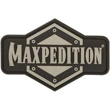Maxpedition FLLGA PVC Full Logo Patch, Arid