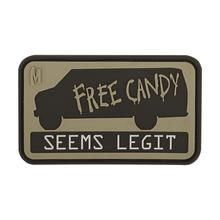 Maxpedition FRCYA PVC Free Candy Patch, Arid