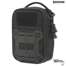 Maxpedition FRPBLK Advanced Gear Research AGR FRP First Response Pouch, Black