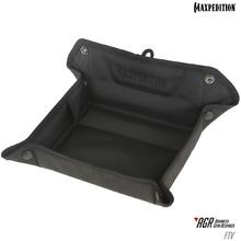 Maxpedition FTVBLK AGR Advanced Gear Research FTV Folding Travel Valet Tray, Black