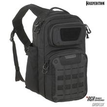 Maxpedition GRFBLK AGR Advanced Gear Research Gridflux Sling Pack, Black