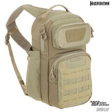 Maxpedition GRFTAN AGR Advanced Gear Research Gridflux Sling Pack, Tan