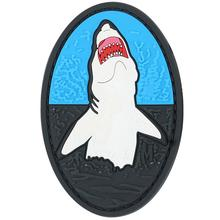 Maxpedition GRTWS PVC Great White Shark Patch, SWAT