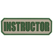 Maxpedition INSTA PVC Instructor Patch, Arid