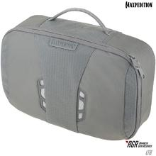 Maxpedition LTBBLK AGR Advanced Gear Research LTB Lightweight Toiletry Bag, Gray