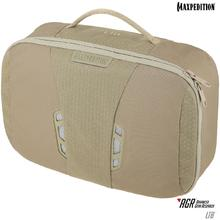 Maxpedition LTBTAN AGR Advanced Gear Research LTB Lightweight Toiletry Bag, Tan