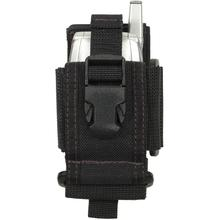 Maxpedition 0101B CP-M Medium Cell/Radio Holster, Black