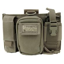 Maxpedition 0324F Triad Admin Pouch, Foliage Green